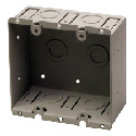 Photo of RDL WB-2U 2 Gang Universal Wall Box