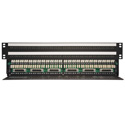 AAI WE31DB2-9615-SH 2x48 MINI SHORTI Quick-Switch Normalling Digital Ready Patchbay -1.5RU TT/Bantam  EDAC 3-Pin & DB25