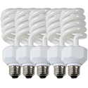 Westcott K4827 Daylight Fluorescent Lamps (27-watt 5-pack)