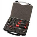 WIHA 28589 Master TorqueVario 59pc set/ 39 Bits/ 15 Sockets 3 Torque Drivers