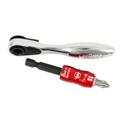 Wiha 38060 Mini Bit Ratchet & ClicFix Set