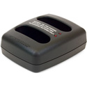 WILLIAMS AV CHG 3502 Two-Bay Drop In Charger for FM or Infrared Body-Pack Transmitters and/or Receivers