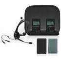 WILLIAMS AV DWS PCS 2 300 Digi-Wave 300 Series Personal Communication System - Li-Ion Battery Included