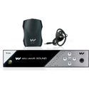 WILLIAMS AV 457-12 Large-Area FM Assistive Listening System -12-R37 Receivers/12-EAR 002 Earphones/12 Alkaline Batteries