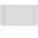WILLIAMS AV WIR TX9 DC Large-Area Multi-Channel Infrared Emitter (2.3/2.8/3.3/3.8 MHz) - White Housing & Lens
