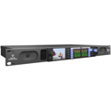 Wohler AMP1-E16V-MD 16 Channel Dual Input - 3G/HD/SD-SDI -  Audio with Video Monitor and Dolby