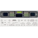 Wohler AMP2-S8MDA 8-Channel HD-SDI SD-SDI AES/EBU Analog Audio Monitor with Channel Summing