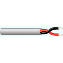 West Penn Wire 224 2 Conductor 18GA Control Cable 1000 Feet- Gray