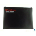 WindTech B-2BAG Leatherette Vinyl Zippered Bag 8 in X 11 in