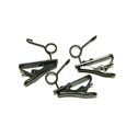 WindTech TC-11 Microphone Tie Clip for Most 6 - 6.8 mm Diameter Microphones - 3/Pack