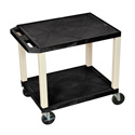 Luxor WT26E Open Tuffy Table 26 Inch High with Electric