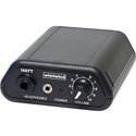 Whirlwind HATT - Table Top Active - Stereo Headphone Control Box