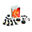 Xantech EN85K Universal IR Kit (with Multiple Housings)