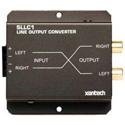 Xantech SLLC1 Speaker Level to Line Level Converter