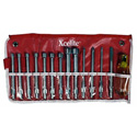 Xcelite 99PR 14pc Screwdriver/Nutdriver Roll-Up Tool Kit