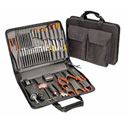 Xcelite TCS150STN Attache Tool Kit w/Hand Tools & Weller WP25 Soldering Iron