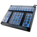 X-Keys XK-60 USB Programmable Keyboard fo Windows or Mac