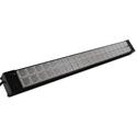 X-Keys XKE-40 USB Programmable 40 Key Rackmountable Strip - 1RU