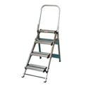Xtend & Climb FT-4 FT Ultra 4 Step Aluminum Folding Step Stool
