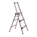 Xtend & Climb WT3 3 Step Folding Safety Step Stool with Handrail