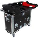 ProXLP XZF-AH-AVANTIS Flip-Ready Easy Retracting Hydraulic Lift Case for Allen and Heath Avantis Console by ZCase