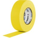 Photo of Pro Tapes 001UPCG255MYEL Pro Gaff Gaffers Tape 2 Inch x 55 Yards - Yellow