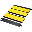 Yellow Jacket Advanced Modular System Center Floor & 2 Ramps - 3 Foot