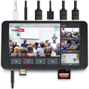 YoloLiv YoloBox Full HD Portable Live Stream Studio - all-in-one Encoder / Switcher / Monitor / Recorder