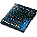 Yamaha MG20XU 20-Input/ 6-Bus Mixer - Rack Kit Included