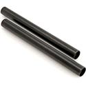 Zacuto Z-BRE-FF6.5 6.5 Inch Black Female Rod Set (2)