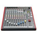 Allen & Heath ZED-12FX 12 Into 2 Live Recording Mixer w/EFX & USB I/O