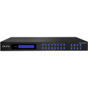 Zigen HXL-88PLUS HDMI 2.0 4x4 Matrix 4-In/4-Out - 4K/18G - IP - Diagnostics - 8-Zone Audio Matrix