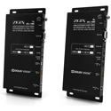 Zigen OFL-1000 4K60Hz 18G Uncompressed Fiber Extender Set - Bi-Directional IR RS232 supports HDR-10/ARC/Dolby Vision