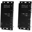 Zigen ZIG-POC-70U 4K60Hz USB & HDMI Extender Set with Bi-Directional IR & RS232 - Supports HDR-10