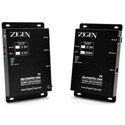 Zigen ZIG-POEPRO-100A 4K60Hz 18G Extender Set - 48V POE with Bi-Direction IR & RS232 supports HDR-10 & Dolby Vision