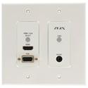 Zigen ZIG-POEWP-100 HDMI/VGA Auto-Switching Wallplate HDBaseT