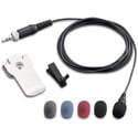 ZOOM APF-1 Accessory Kit for F1 Field Recorder - includes Lavalier Mic / Windscreen (5 pcs) / Mic Clip and Belt Clip