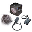 ZOOM APH-5 Remote & Windscreen Accessory Pack for ZOOM H5 Handy Recorder