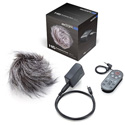 ZOOM APH-6 Remote & Windscreen Accessory Pack for ZOOM H6 Handy Recorder