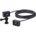 ZOOM ECM-6 20ft Mic Capsule Extension Cable for H5/H6/H8/F4/F8/Q8/U-44