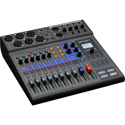 ZOOM L-8 LiveTrak 8-Channel Digital Mixer & Multitrack Recorder