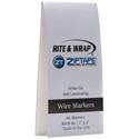 ZipTape RWB-60 Rite & Wrap Cable Marker Booklet 60