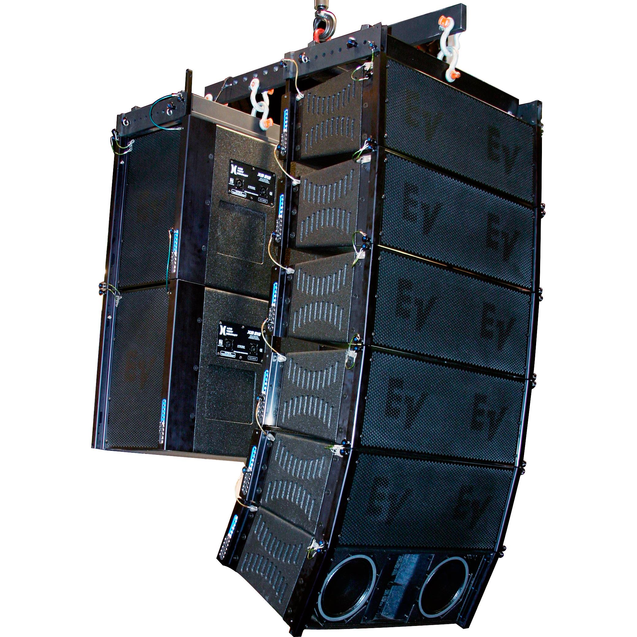 Why Bi Amp Speakers Ev Xld
