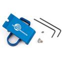 Lectrosonic SMWBBCDNSL Spring Loaded Belt Clip for Single Battery Transmitter - Antenna Down