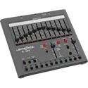 Lightronics TL-3012 12 Channel LMX-128 Lighting Console with 24 Scenes - 5 Pin - DMX-512 Option 1