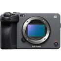 Sony ILME-FX3 Full Frame  Cinema Line Camera System